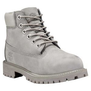 Men's Timberland Grey Boots 13 6-inch